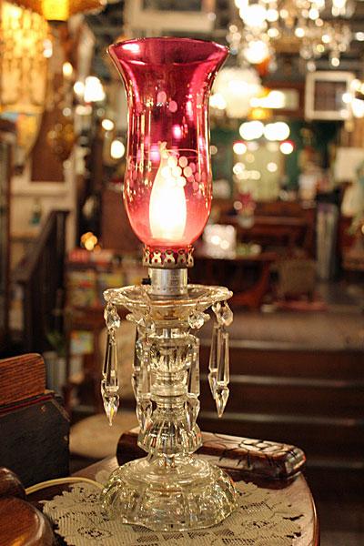 151221cranberryetchingglasslamp1 - コピー