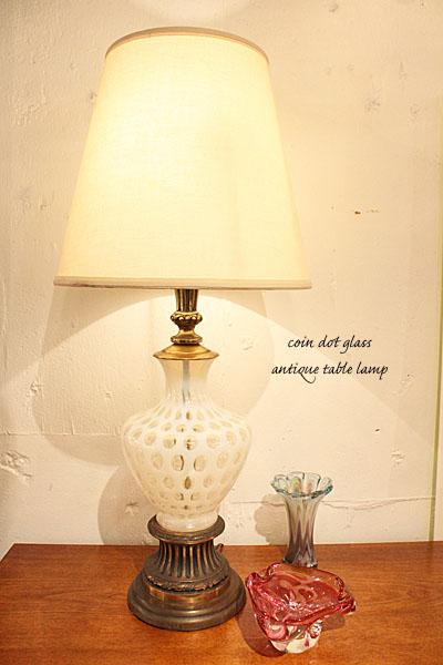 170125whitecoindottablelamp