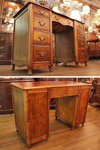cherry bedroom furniture チェア付 チェリーウッド デスクセット デスク amp チェア at s アッツ antique amp vintage 11070