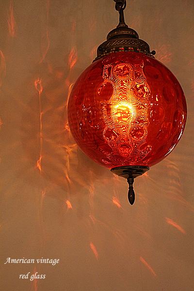 170811hanginglamp_redglass